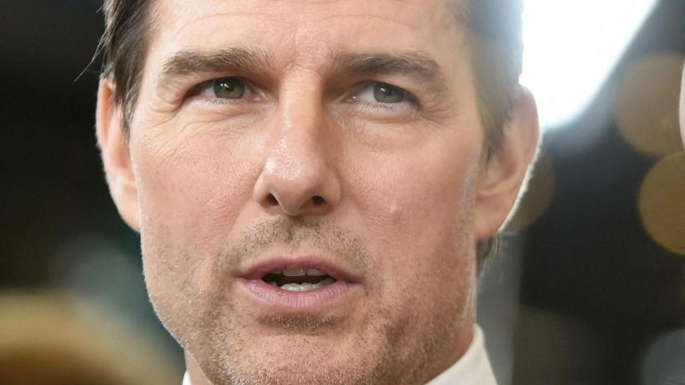 Tom Cruise rend ses trois Golden Globes