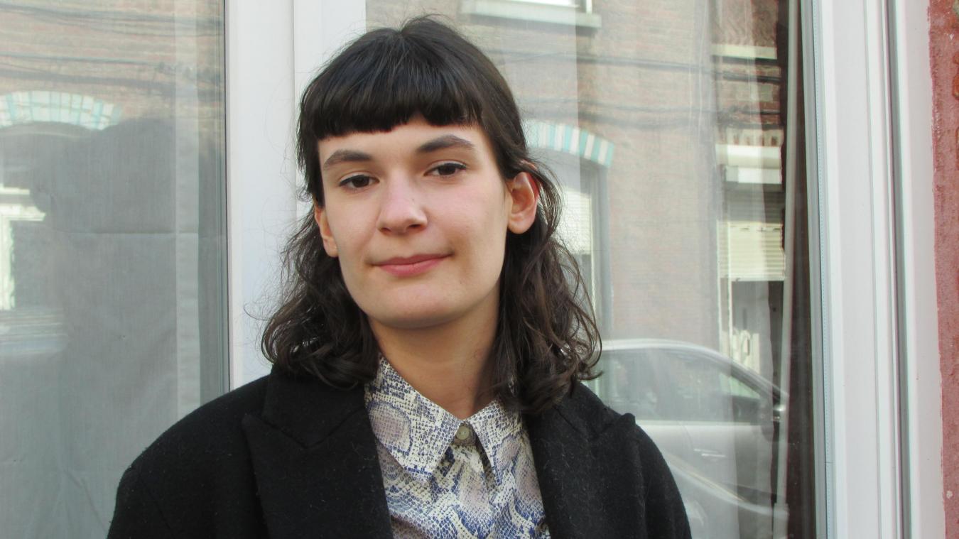 Mathilde Zafirov est la troisième artiste du collectif 3A à l'origine de cette série d'expositions.
