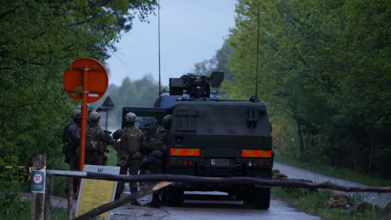 Belgique: un militaire dangereux activement recherché - LINFO.re - Monde, Europe