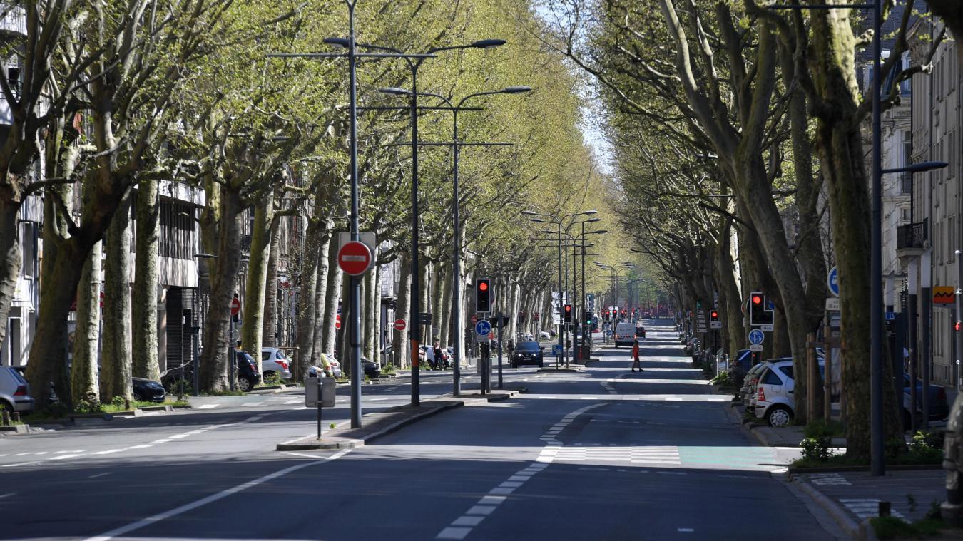 À compter du 6 juin, le boulevard de la Liberté sera piéton chaque premier dimanche après-midi du mois. PHOTO ILLUSTRATION FLORENT MOREAU - LA VOIX DU NORD