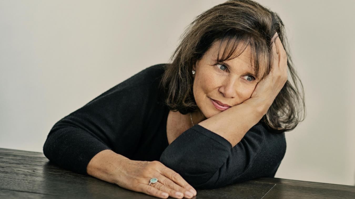 Avec «Passé Composé», Anne Sinclair égrène ses souvenirs, sans écarter  l'affaire DSK