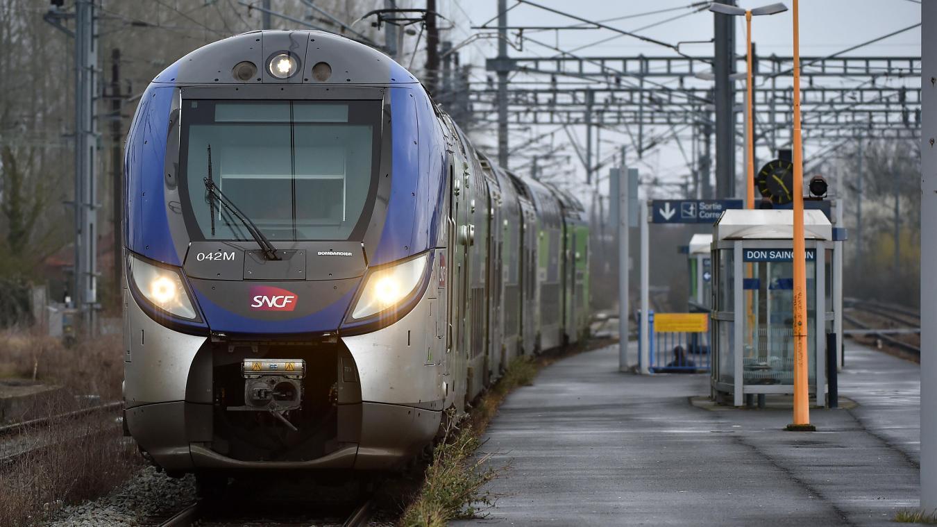 Une violente agression d'usagers du TER s'était déroulée dans la gare de Don Sainghin.