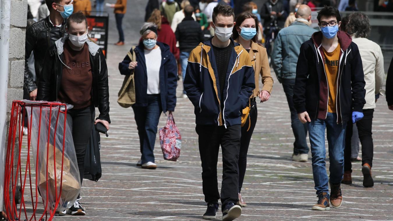 DIRECT. Covid-19: la fin du masque en extérieur au 1er juillet? «Aucune  décision n'