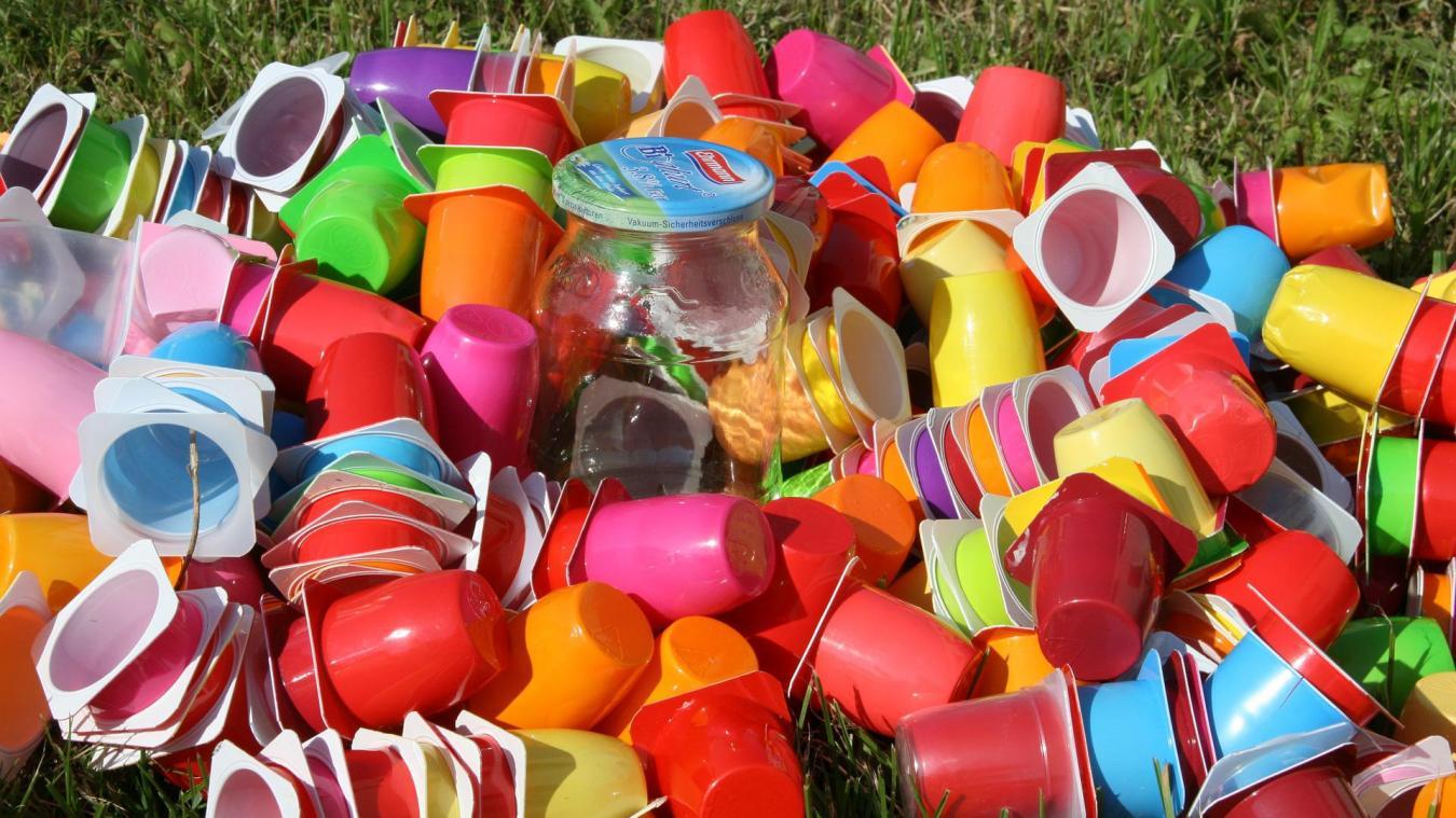 Plastiques alimentaires : les industriels s'engagent à créer une filière de recyclage d'ici 2025