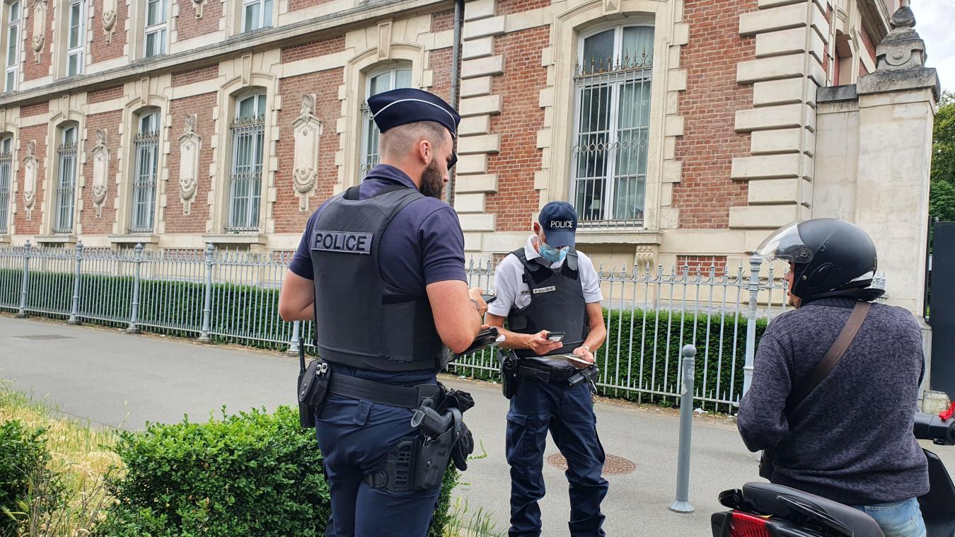 Lille: une opération anti-rodéo ce samedi au Faubourg-de-Béthune, aucun incident