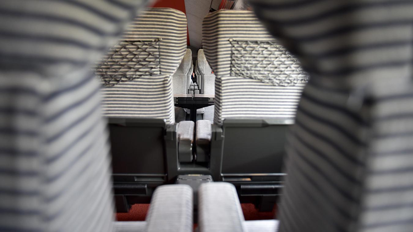 L'homme a été arrêté au terme de son voyage dans le TGV Paris Lille, lors d'un contrôle douanier. PHOTO ARCHIVES PIERRE ROUANET