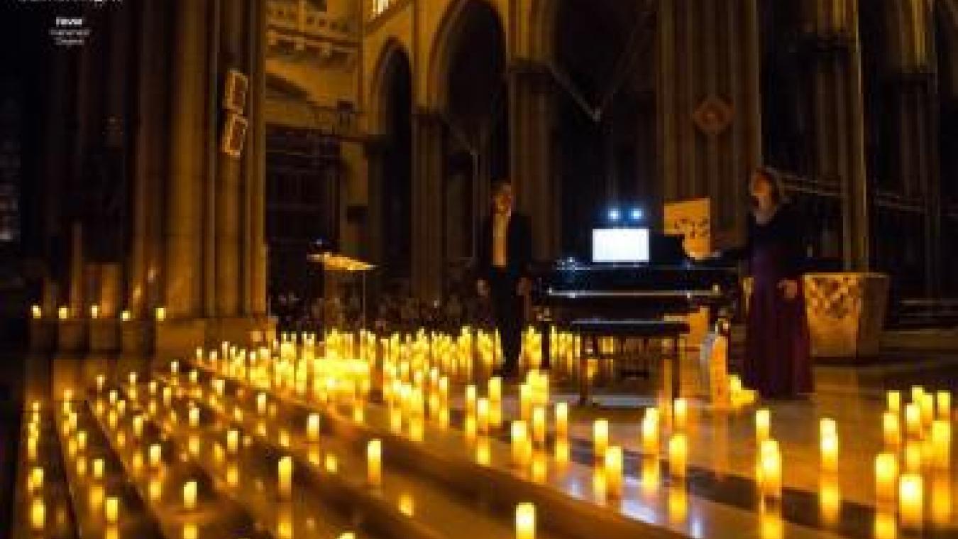 les concerts Candlelight à la lueur des bougies, c'est reparti!
