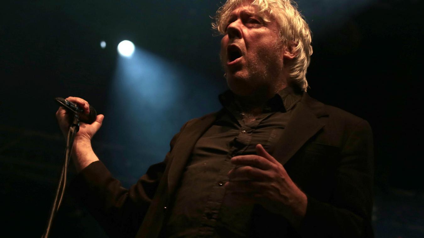 Le chanteur Arno annule ses concerts jusqu'à la fin de l'année pour raisons de santé