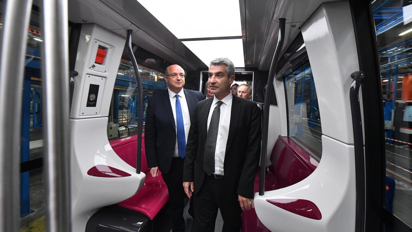 Métropole lilloise: nouveau train de retard pour le doublement des rames de métro