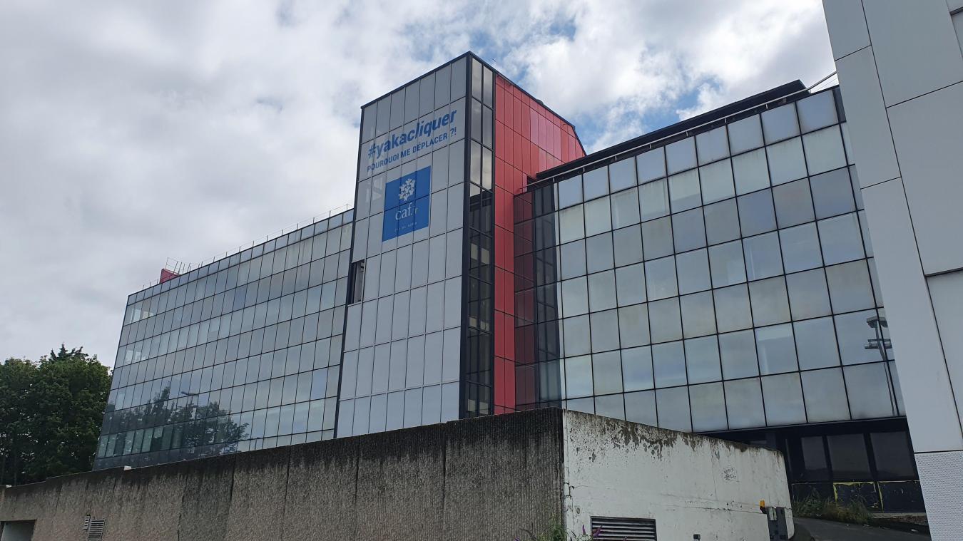 Lille: multiples dégradations dans un bâtiment inoccupé appartenant à la CAF