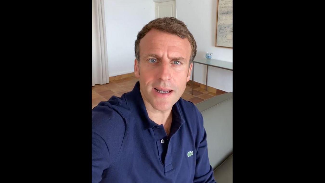 DIRECT. Covid-19: « Sans le pass sanitaire, on serait obligés de refermer », assure Emmanuel Macron