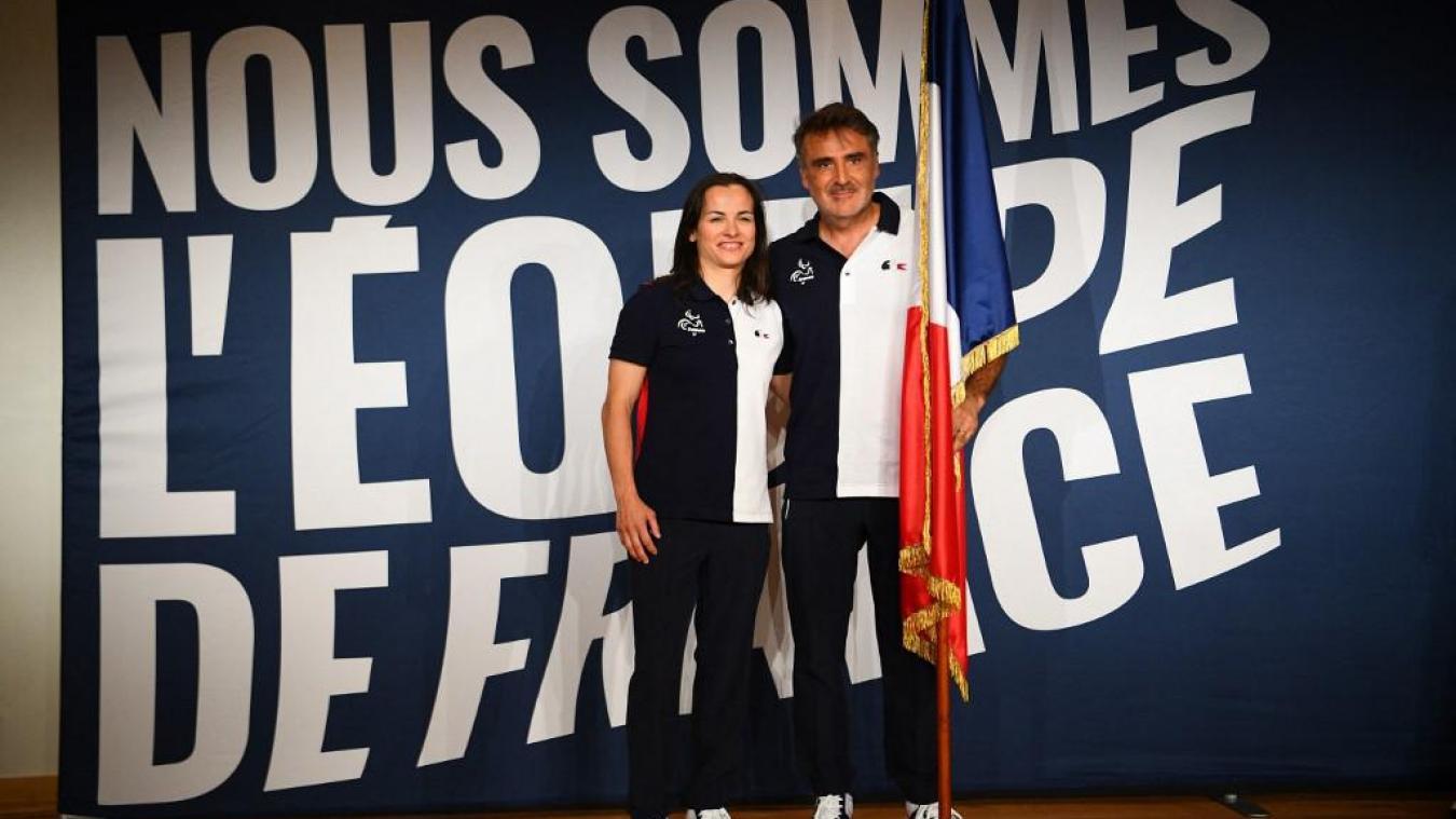 Les Jeux paralympiques de Tokyo auront lieu du 24 août au 5 septembre et pourront être suivis sur différentes chaînes françaises. La France, présente dans 19 sports, sera représentée par ses porte-drapeaux, à savoir le tennisman Stéphane Houdet et la judokate Sandrine Martinet (en photo). PHOTO AFP