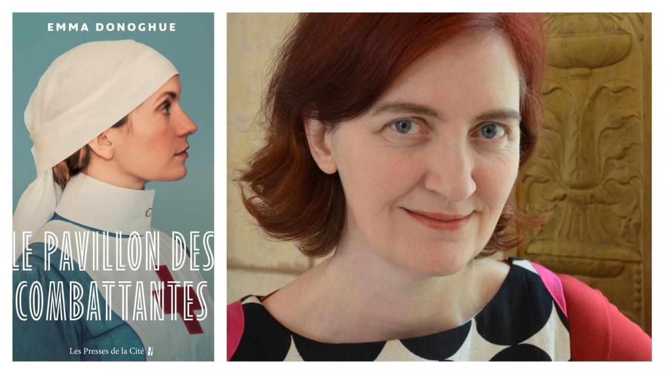 « Le Pavillon des combattantes », d'Emma Donoghue, un roman phare de cette rentrée littéraire en période de pandémie