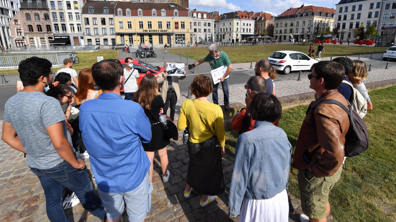 Journées européennes du patrimoine: du soin au combat dans le Vieux-Lille