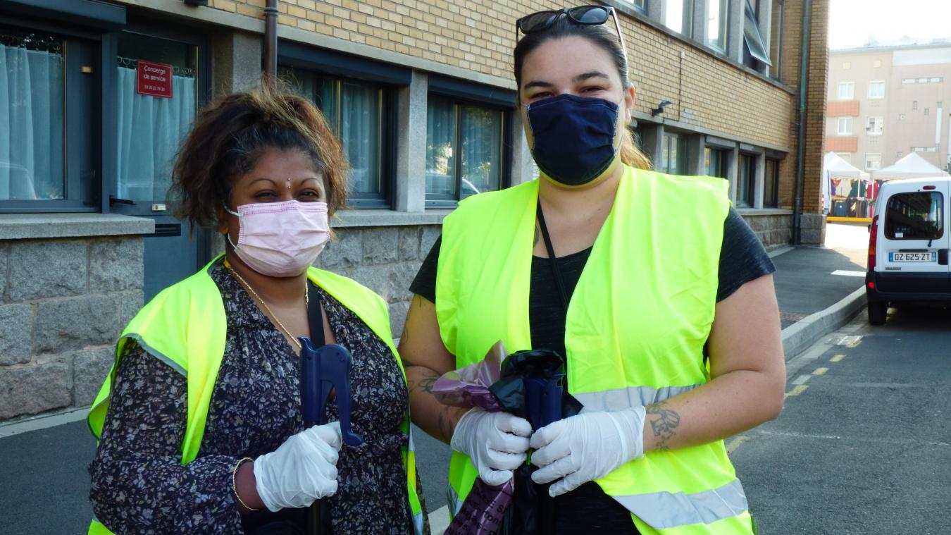 On a testé le World Cleanup Day à Lomme, ce samedi