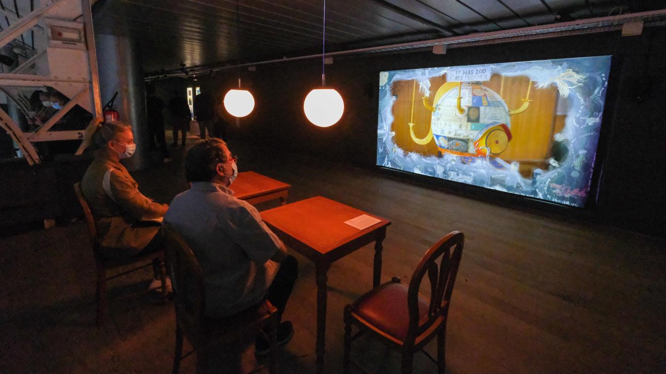 Tourcoing : le rêve s'invite au Fresnoy grâce à Panorama