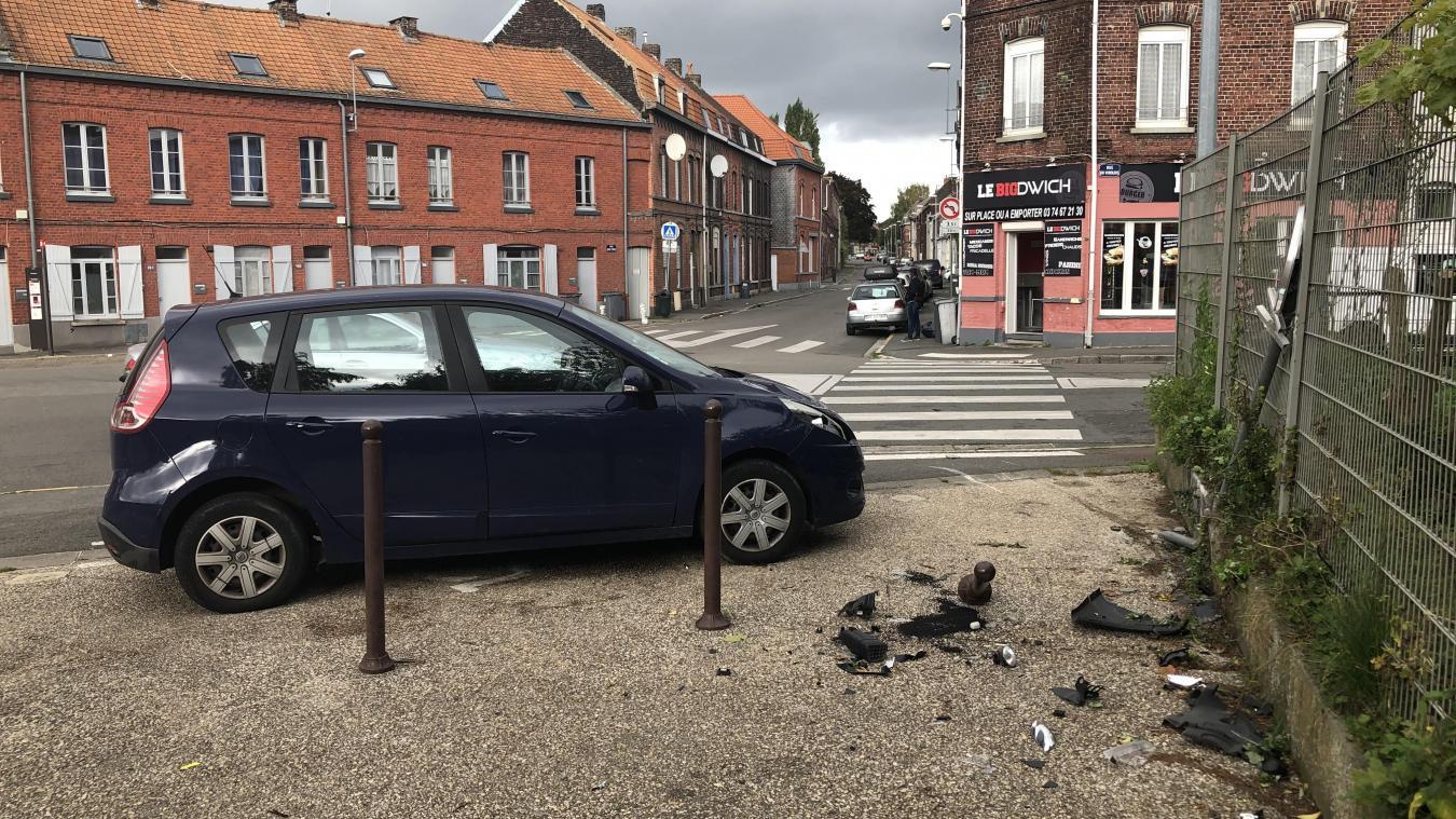 Tourcoing: après la course-poursuite en Dacia Sandero… la case prison