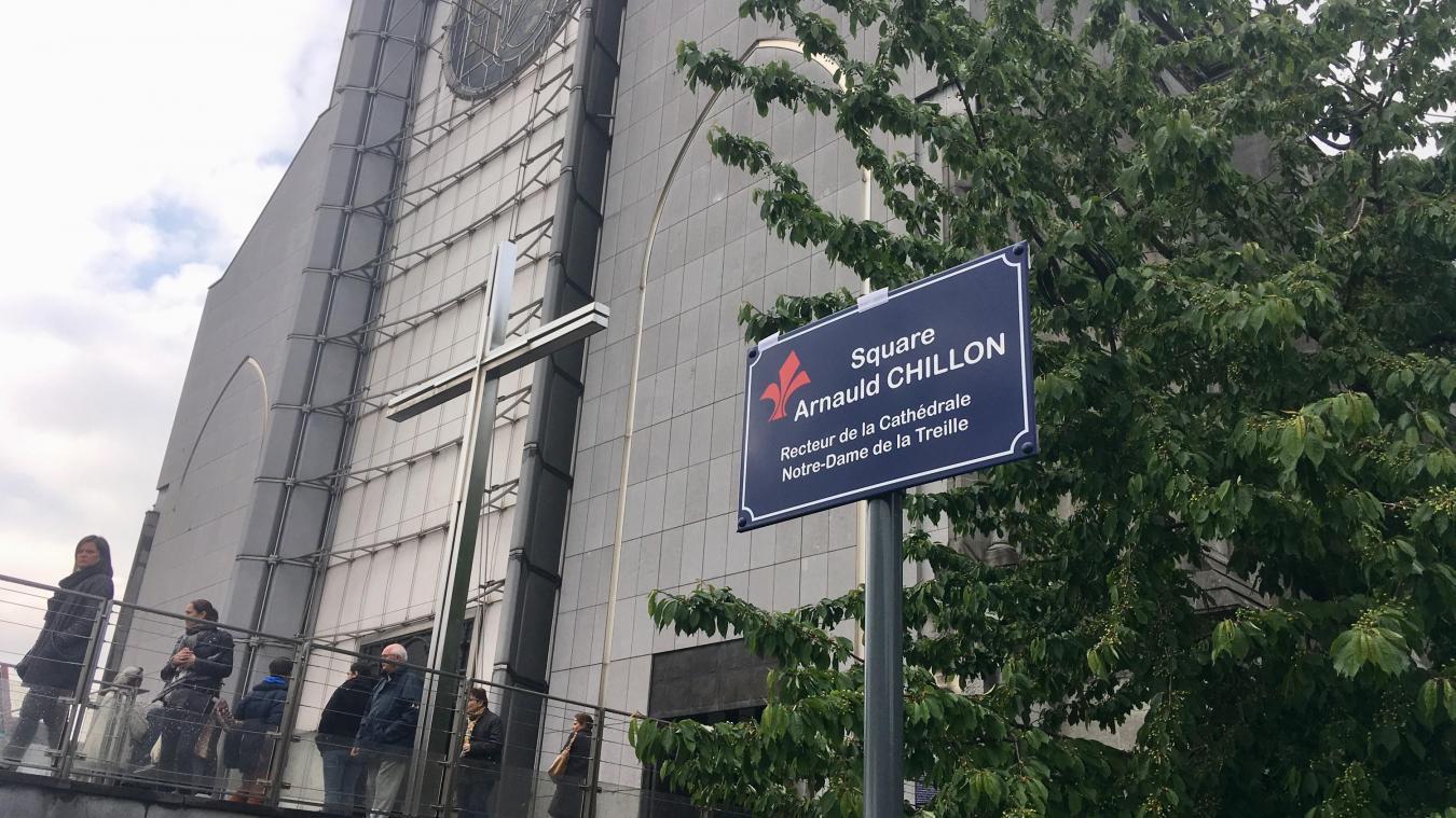 Lille : un SDF retrouvé mort au pied de la cathédrale