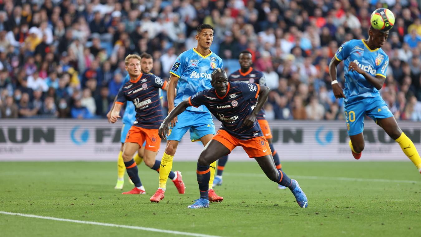 Le RC Lens déçoit et s'incline à Montpellier
