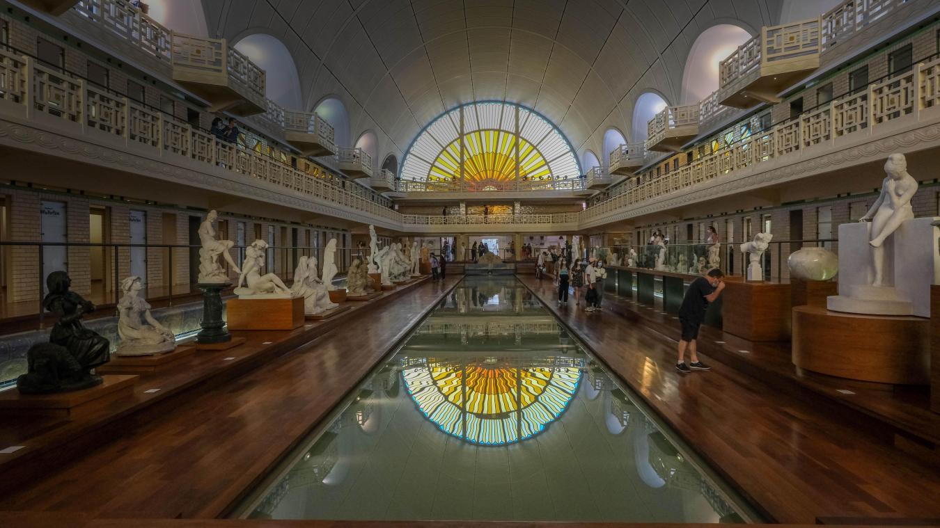 Le musée La Piscine à Roubaix, 20 ans d'émerveillement
