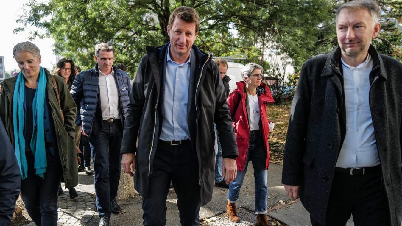 Présidentielle 2022 : Yannick Jadot dévoile son équipe de campagne