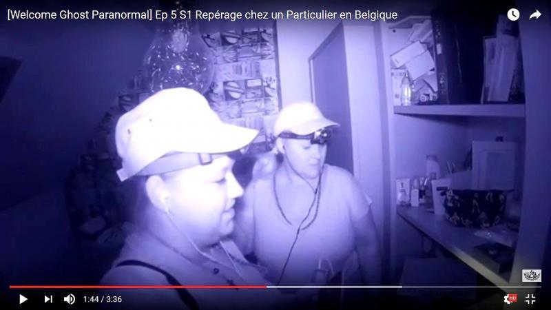 Tourcoing Rencontre Avec Welcome Ghost Les Enquêteurs Du Paranormal