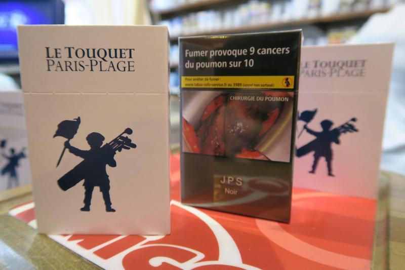 Boite A Paquet De Cigarette le touquet: paquet neutre : ces petites boîtes à cigarettes font un