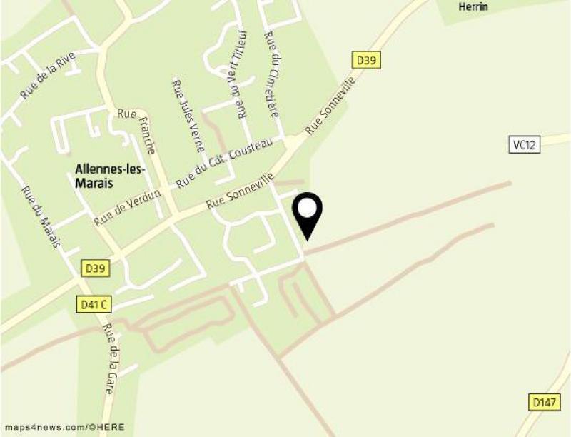 code de promo bon marché meilleur pas cher Allennes-les-Marais: Palettes en feu dans l'entreprise de ...