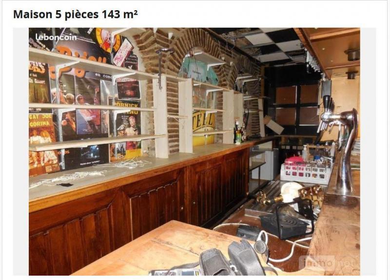 Arras Lancien Bar Blue Devils Mis En Vente Sur Le Bon Coin