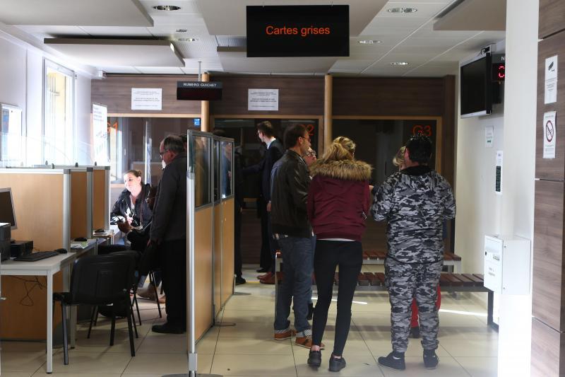 prefecture arras carte grise Pas de Calais Pour les cartes grises et les permis de conduire