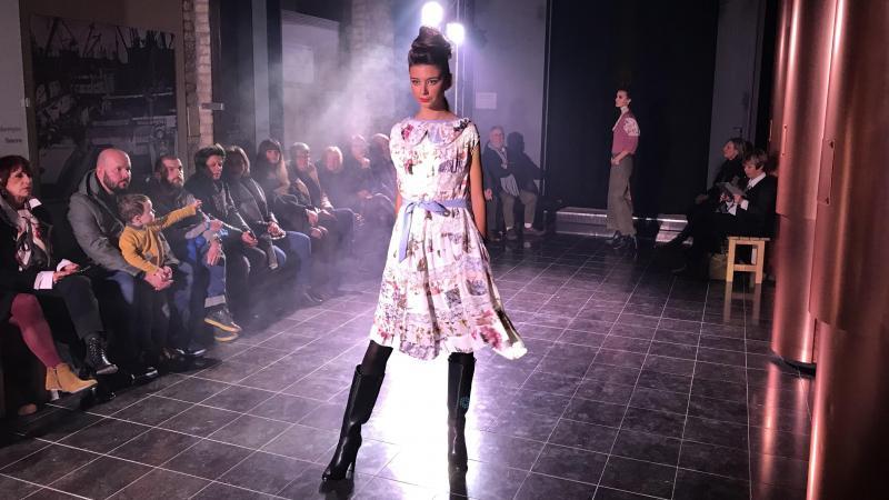 c95f674880d La marque de vêtement de prêt-à-porter féminin a été présentée samedi à