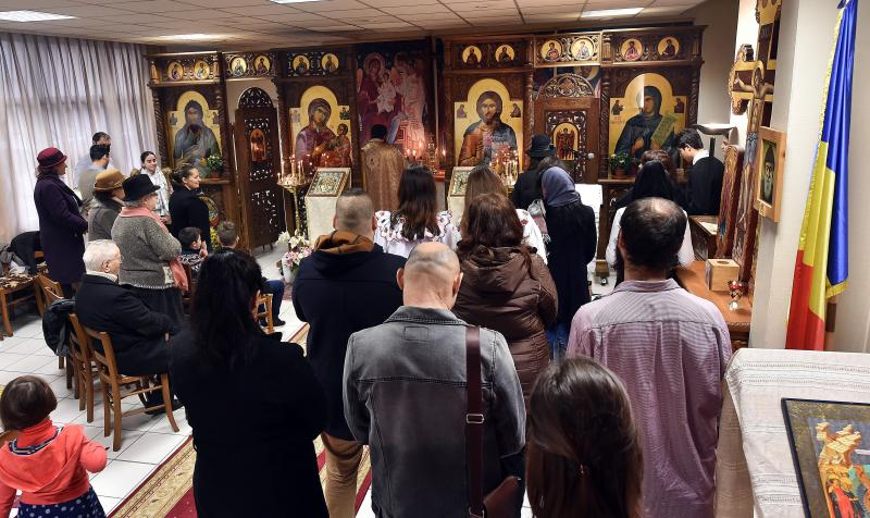 noel orthodoxe 2018 roumanie Lille   Messe de Noël orthodoxe roumaine, le chant est possible noel orthodoxe 2018 roumanie