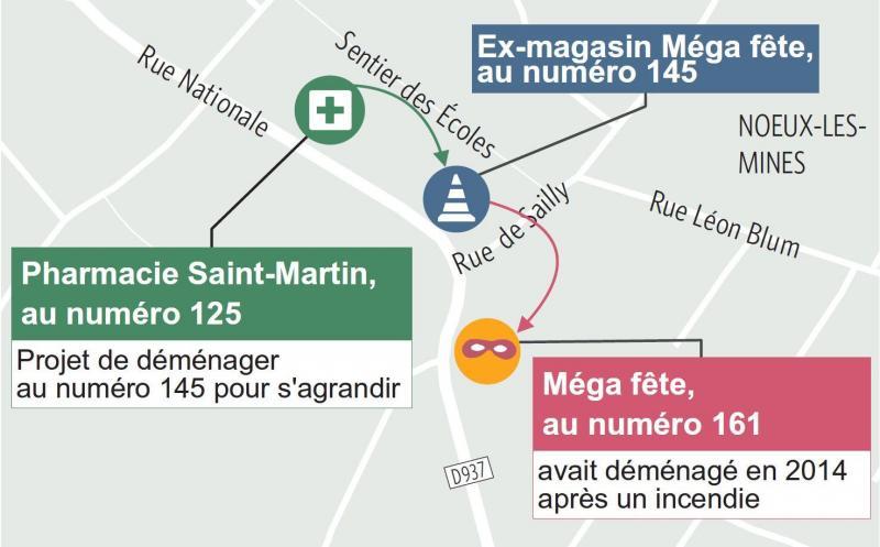 ... au nº 125, Vincent Adèle dit Renseville et Benoît Arnalsteen se  sentaient un peu à l étroit dans la pharmacie Saint-Martin. « La nouvelle  officine va ... 1b2382cf21ac
