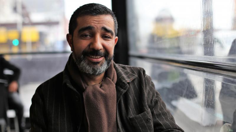 Ahmed Khobzaoui, président l'Association cultuelle musulmane de la Potennerie, souhaite créer un lieu de proximité pour les anciens du quartier.