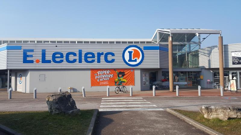 Étaples: l'ouverture du drive de l'hypermarché leclerc est imminente