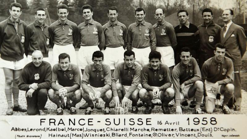 Resultado de imagem para coupe du monde 1958