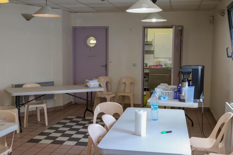 L'Ehpad a fermé ses portes en 2013. Il n'était plus adapté aux besoins des personnes âgées. PHOTO THIERRY THOREL