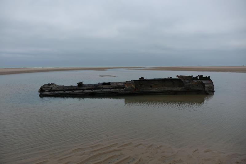 Wissant Un sous-marin allemand qui s'était échoué en 1917 resurgit des sables B9718097547Z.1_20190102104523_000%2BG9BCMQ3EO.1-0