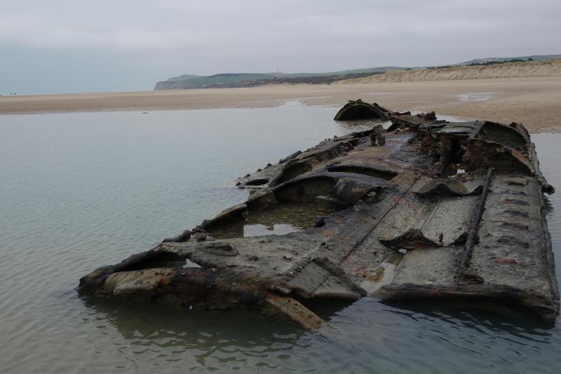 Wissant Un sous-marin allemand qui s'était échoué en 1917 resurgit des sables B9718097547Z.1_20190102104523_000%2BG9BCMQ3F3.1-0