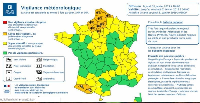 La región extiende la suspensión del transporte interurbano a varias áreas del norte