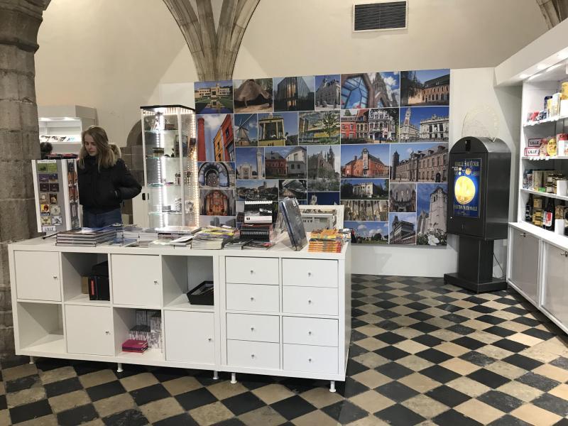Lille Loffice De Tourisme De Retour Au Palais Rihour Cest Fait