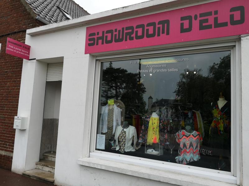 37ae708ebe4e10 Élodie Verhaeghe a ouvert dans la rue du Calaisis sa boutique de vêtements,  spécialisée dans