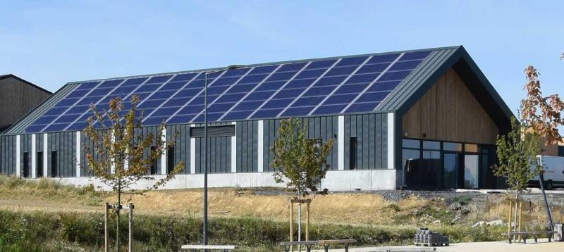 Wargnies-le-Grand : une centrale photovoltaïque citoyenne à la ZAC de la  Vallée de l'Aunelle