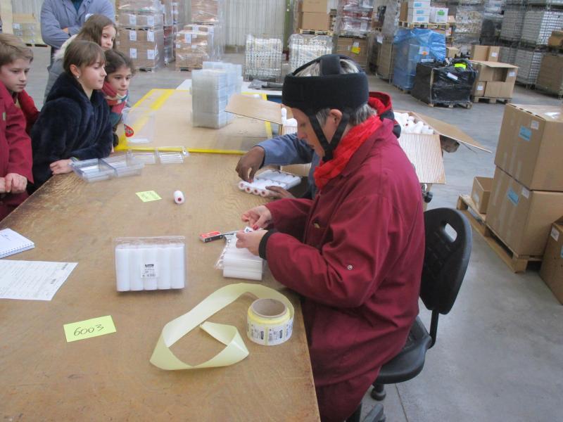 Les Ateliers du Val de Sambre accompagnent 356 ouvriers en situation de handicap.