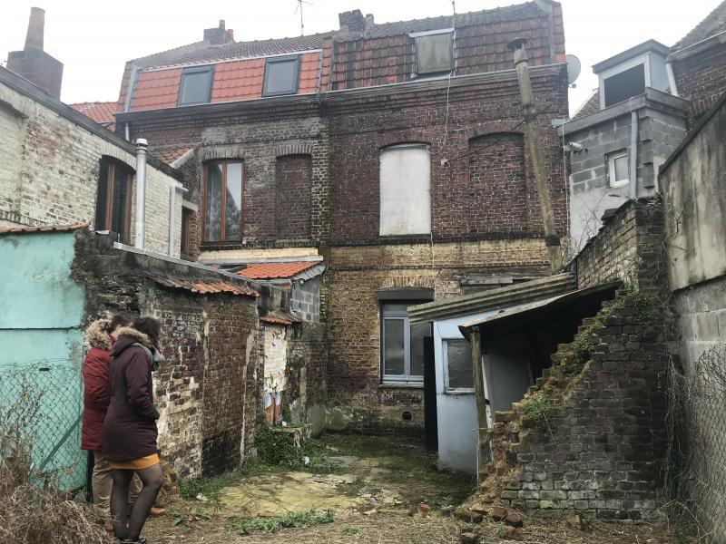 Roubaix: faute de prêt bancaire, ils ont abandonné leur projet de maison à  10 euro