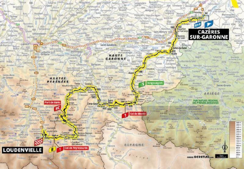 Tour De France 2020 Les Cinq Etapes Cles