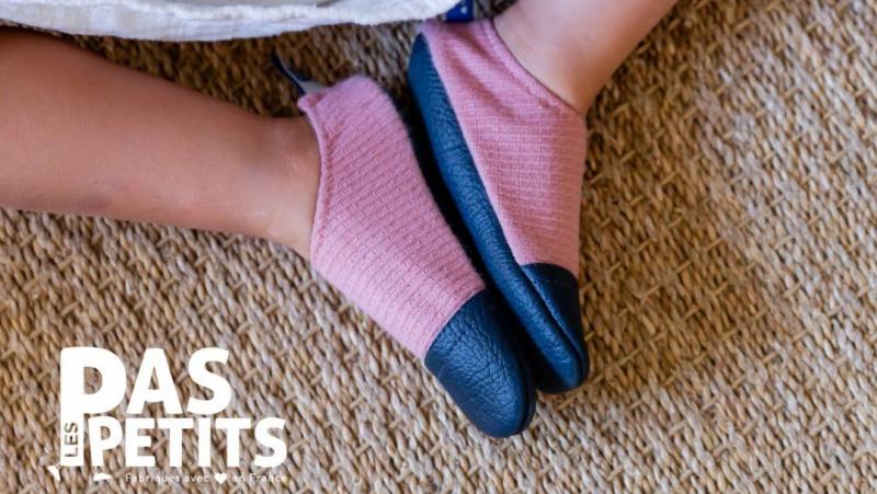 Les chaussons « Pas sortables ».