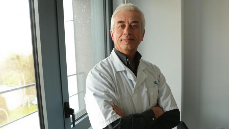 Eric Van Belle : «Une baisse de 20% des admissions pour infarctus du myocarde a pu être démontrée» PHOTO Baziz Chibane