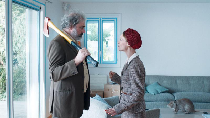 Cette musique ne joue pour personne » : une dunkerquoise comédie de l'absurde, à Cannes