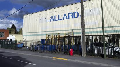 La miroiterie Allard fermera ses portes le 16 mai, 16 emplois supprimés 10e2f0457d3